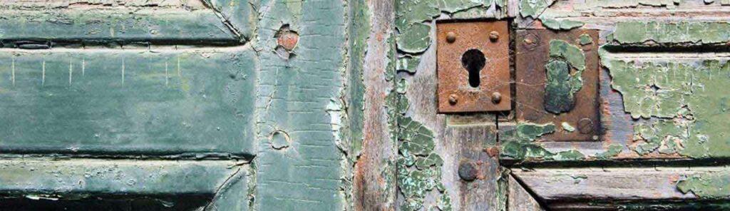 Cerraduras obsoletas
