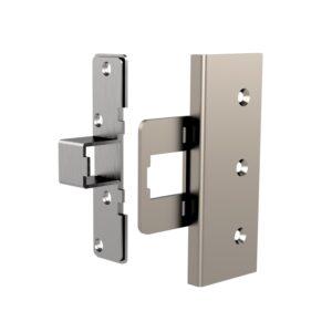 kit refuerzo del cerradero de la cerradura electrónica