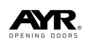Logo AYR OPENING DOORS
