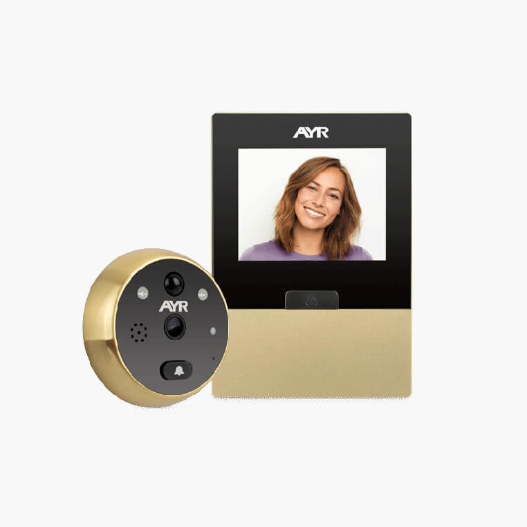 Mirilla digital WIFI 760
