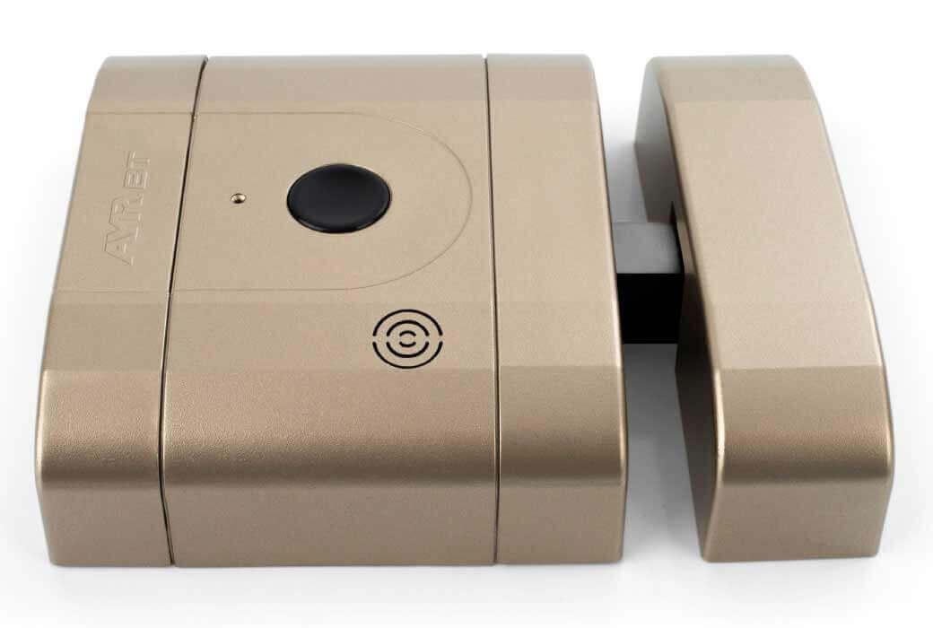 Cerradura invisble electrónica BT