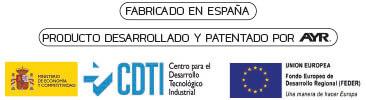 Logo CDTI-FEDER