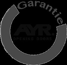 Garantie AYR Registre