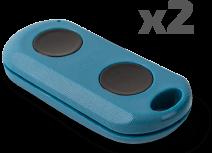 int-KEY bluetooth azul