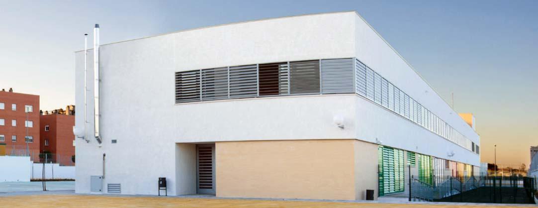 Fotografía Edificio Público